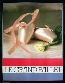 Le Grand Ballet Poster