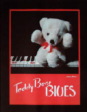 Teddy Bear Blues Poster